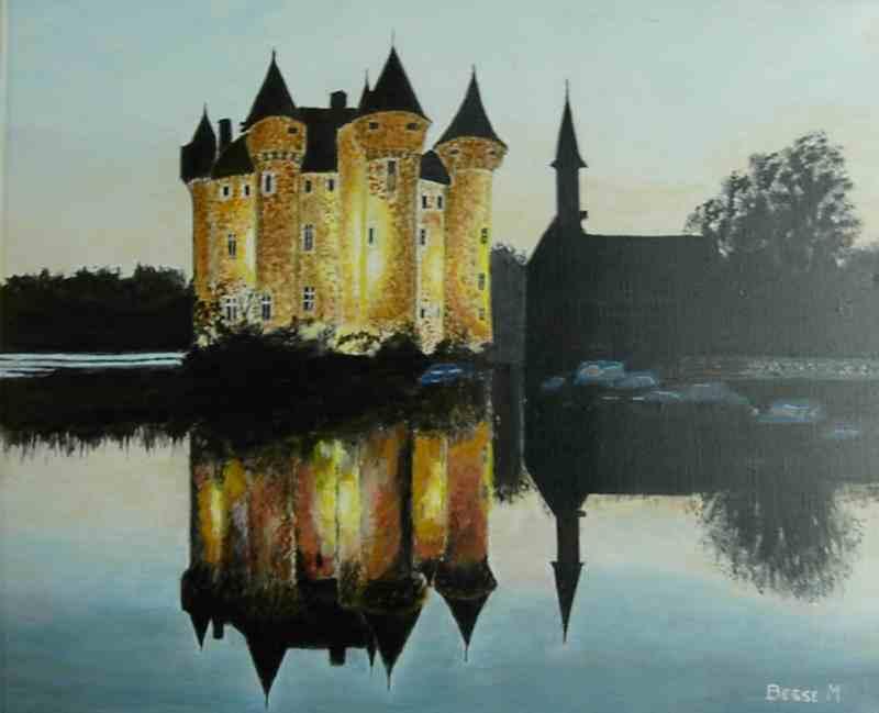 Artistes cantaliens MB-Chateau-de-Val